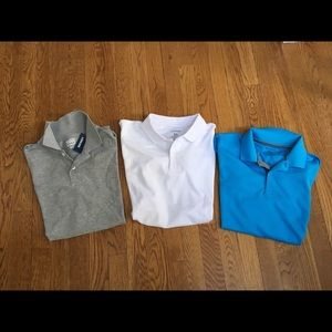 OFFERS WELCOME! SET of 3 YXL polo shirts, NEW!!